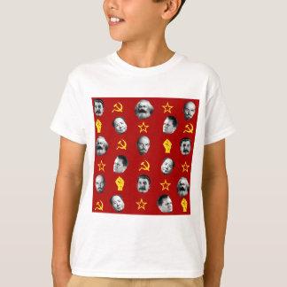 Communistische Leiders T Shirt