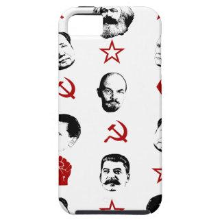 Communistische Leiders Tough iPhone 5 Hoesje