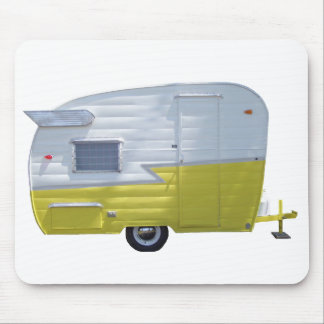 Compact de muisstootkussen van de Aanhangwagen Muismat