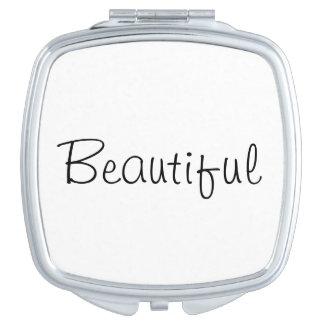 Compacte Spiegel Makeup Spiegel