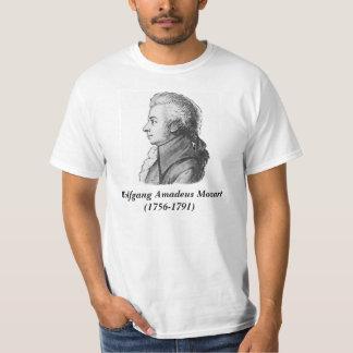 Componist - Mozart T Shirt
