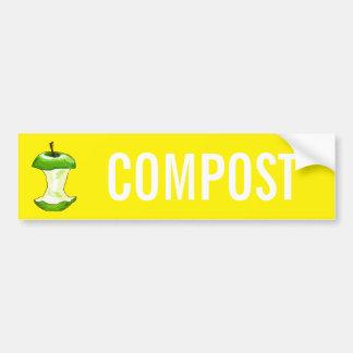 COMPOST BUMPERSTICKER