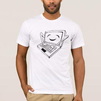 computer auto-programmeur t shirt