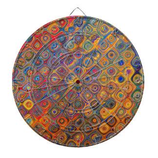 Concentrische Cirkels Dartbord