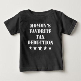Conclusie van de Belasting van de mama de Baby T Shirts