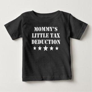Conclusie van de Belasting van de mama Weinig Baby T Shirts