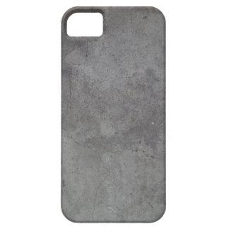 Concrete Grijze iPhone 5 van de Textuur hoesje