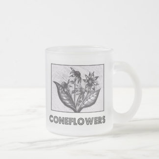 Coneflowers Matglas Mok