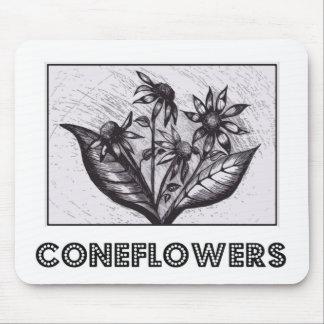 Coneflowers Muis Matten