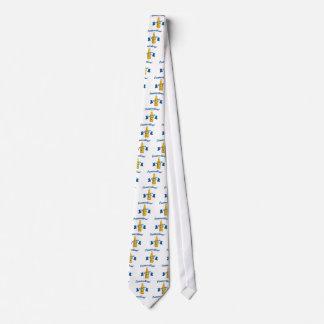 Connecticut die team drink stropdas