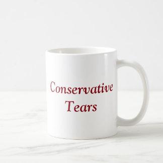 Conservatieve Scheuren - Republikein - Tory Koffiemok