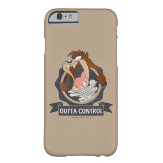 Controle TAZ™ Outta Barely There iPhone 6 Hoesje