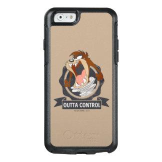 Controle TAZ™ Outta OtterBox iPhone 6/6s Hoesje