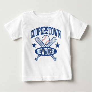 Cooperstown New York Baby T Shirts