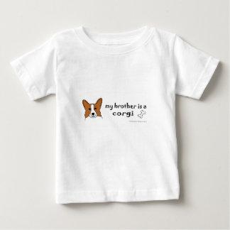 corgi baby t shirts