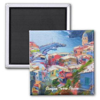 Corniglia Cinque Terre Italië Magneet
