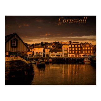 Cornwall Briefkaart