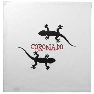 Coronado Californië Katoenen Servet