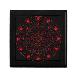 Cosmosys Gift Box Vierkant Opbergdoosje Small