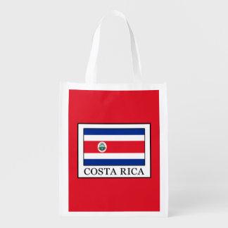 Costa Rica Herbruikbare Boodschappentas