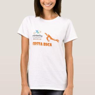 Costa Rica Vrijwilligers T Shirt