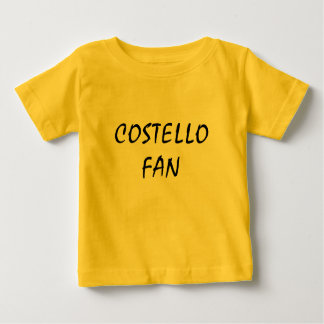 COSTELLO    VENTILATOR BABY T SHIRTS