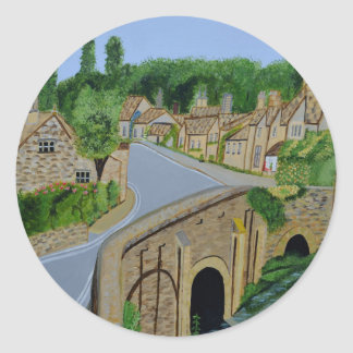 Cotswolds Engeland Ronde Sticker