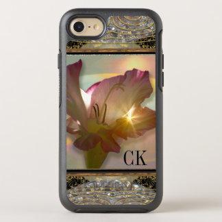 couché de Bloemen Mooie Bescherming van het OtterBox Symmetry iPhone 8/7 Hoesje