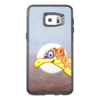 COUCOU VOGEL 2 de VREEMDE RAND van de Melkweg van OtterBox Samsung Galaxy S6 Edge Plus Hoesje