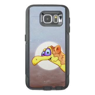 COUCOU VOGEL 2 VREEMD Cs van de Melkweg van OtterBox Samsung Galaxy S6 Hoesje