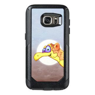 COUCOU VOGEL 2 VREEMD Cs van de Melkweg van OtterBox Samsung Galaxy S7 Hoesje