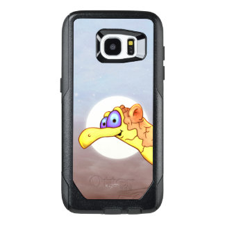 COUCOU VOGEL 2 VREEMD Cs van de Rand van de OtterBox Samsung Galaxy S7 Edge Hoesje