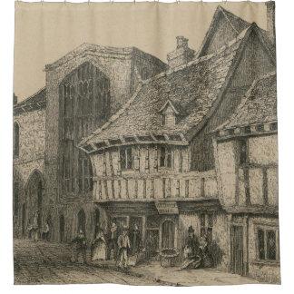 Coventry 1812 douchegordijn