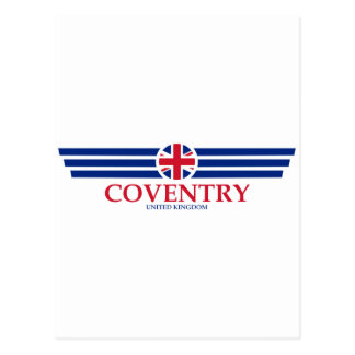 Coventry Briefkaart