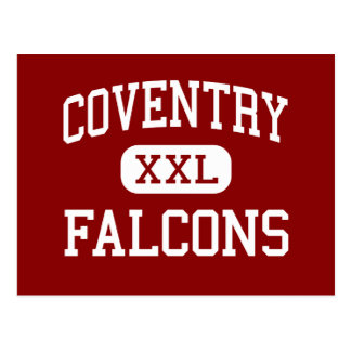 Coventry - Falcons - Midden - Coventry Briefkaart