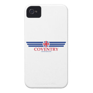 Coventry iPhone 4 Hoesje