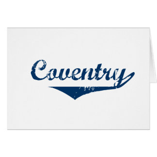 Coventry Kaart