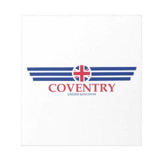 Coventry Notitieblok