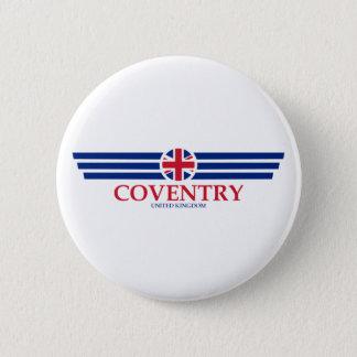 Coventry Ronde Button 5,7 Cm
