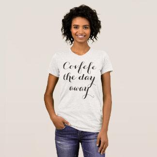Covfefe het overhemd van dag weg | grappige t shirt