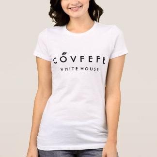 COVFEFE Witte Huis | het Katoen van Bella van T Shirt