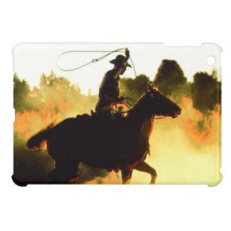 Cowboy 1 het MiniHoesje van iPad Hoesjes Voor iPad Mini