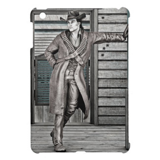 Cowboy iPad Mini Hoesjes