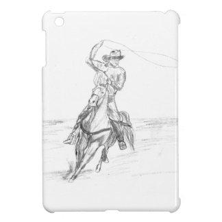 Cowboy Roping Hoesjes Voor iPad Mini