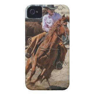 cowgir iPhone 4 hoesje