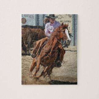 cowgir legpuzzel