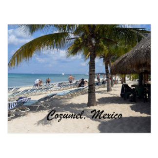 Cozumel, Mexico Briefkaart