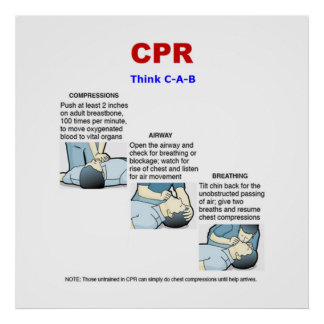 CPR - Poster