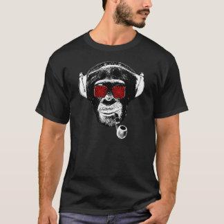 Crazy monkey t shirt