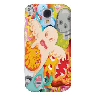 creatief ontwerp voor mobiele hoesjedruk galaxy s4 hoesje